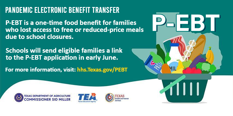 Pandemic Electronic Benefit Transfer P-EBT